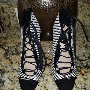 Gently worn Zara high heel